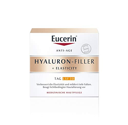 Eucerin Anti-Età HYALURON-FILTER + Elasticity Giorno SPF 30