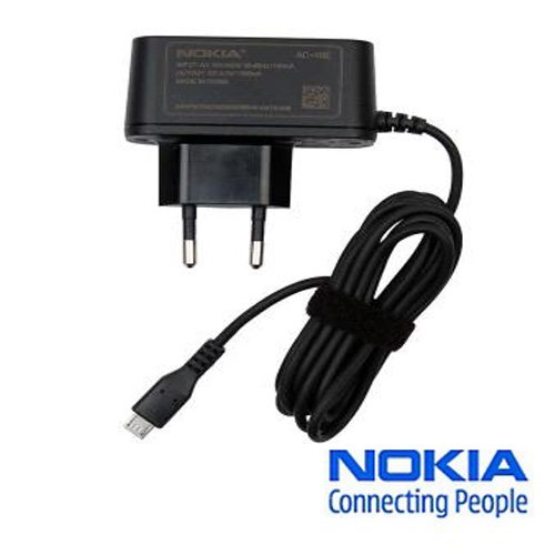 Original Nokia Ladekabel Ladegerät Netzteil AC-10E passend für Nokia E52
