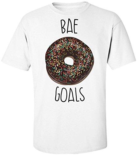 Bae Goals Delicious Chocolate Donut Männer Men's T-Shirt Small