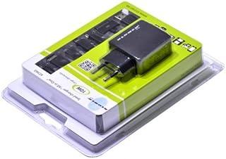 Kloner KCH62 - Cargador (100-240 V, 5 V, 50/60 Hz, Negro)