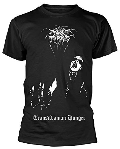 Darkthrone 'Transilvanian Hunger' T-Shirt - New & ! (S - XXXL)