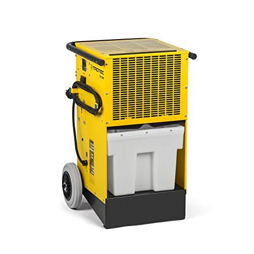 TROTEC TTK 200 Deumidificatore professionale (deumidificazione di 35l 24h) per ambienti fino a 250 500m³ (essiccazione mantenimento aria asciutta)