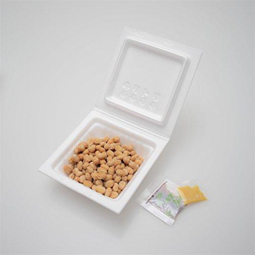 生板納豆【国産有機納豆/国産納豆】【冷蔵45gx3】6パックお試しセット(各3パック)