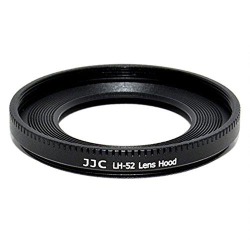 JJC LH-52 Gegenlichtblende für Canon EF 40mm f/2.8 STM Lens ersetzt CANON ES-52