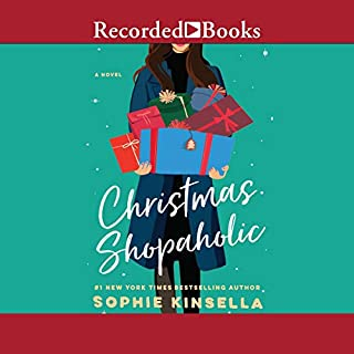 Page de couverture de Christmas Shopaholic