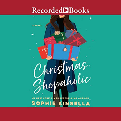 Christmas Shopaholic  By  cover art
