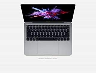 "Apple MPXQ2TU/A MacBook Pro 13.3"" Dizüstü Bilgisayar, Intel Core i5, 8 GB RAM, 128 GB SSD, Intel Iris, macOS, Uzay Grisi"
