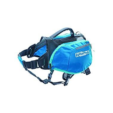 Outward Hound Daypak Dog Backpack Hiking Gear For Dogs by, Medium, Blue