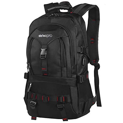 Travel Backpack,Eletecpro Large Laptop Business Backpack Bag...