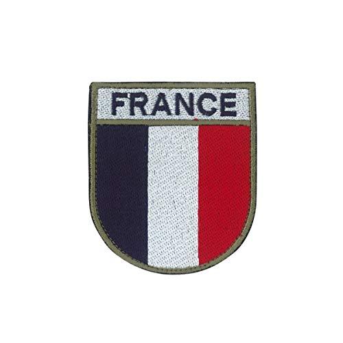 Écusson de bras FRANCE Brodé - TOE