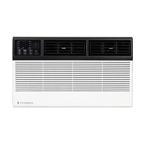 Friedrich Chill Premier 10,000 BTU Smart Window Air Conditioner with Built-in WiFi, 10000, White