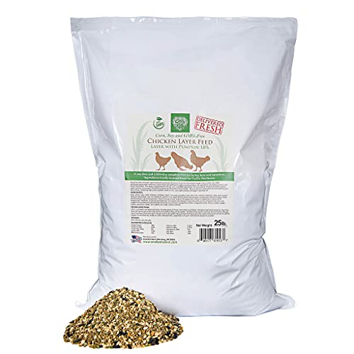 Small Pet Select Chicken Layer Feed (25lb)