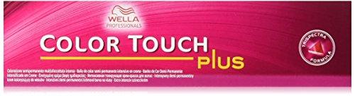 Wella Colour Touch Plus Coloration pour Cheveux Blancs 55/06 60 ml
