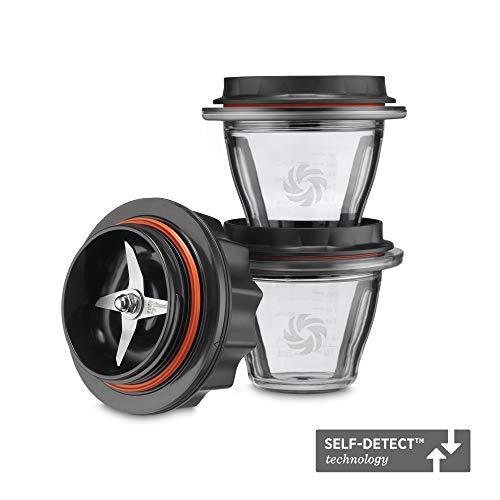 Vitamix Ascent Series – 225 ml Behälter-Set, Kunststoff, 225 milliliters