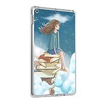 Fuleadture iPad 10.2 2019/iPad保護カバー,アンチダスト スリム ハード 落下に強い TPUシリコーン キズ防止 クリア 耐衝撃 軽量 ンドソフトシェルケース iPad 10.2 2019/iPad Case-ac988