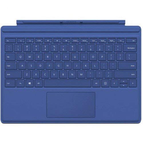 MSFT Surface RECERTIFIED GJZ-00004 Microsoft Surface Pro 4 Type Cover (Renewed)