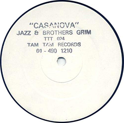 "Casanova - Jazz & The Brothers Grimm 12\"""