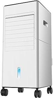XSJZ Ventilador De Aire Acondicionado, Pequeño Refrigerador Tridimensional de Pie Y Agua Único Tipo Frío Ventilador Eléctrico Hogar Hogar Ventilador de Refrigeración Por Agua Enfriador Portátil Aire A