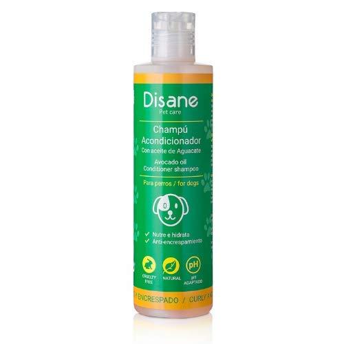 DISANE | Hundeshampoo | Zustand Shampoo | Hunde | Hundespielzeug | Hunde zubehör | 250 ml |