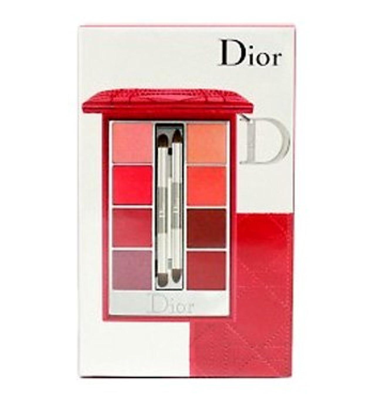 二十ジャニス奨励しますクリスチャン ディオール カナージュコレクション リップパレット Christian Dior