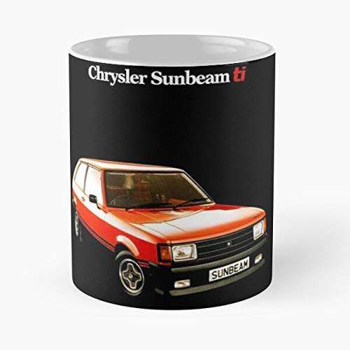 5TheWay Sunbeam Ti Mug Chrysler Best 11 oz Kaffeebecher - Nespresso Tassen Kaffee Motive