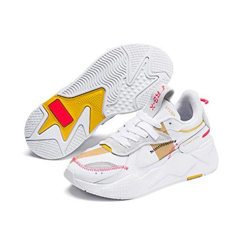 Puma RS-X Proto WNS Damen Low Boot Sneaker Weiss, Größenauswahl:37.5