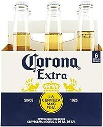 Corona Extra Beer, 355ml (Pack of 6)
