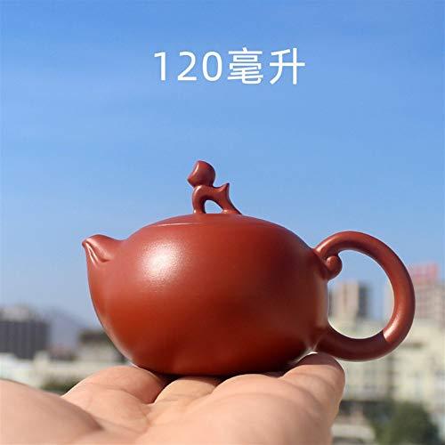XIEWEICHAO Hand kung fu Tea Pot teapot Zhu Ni Pot Pure Hand-Mini Trumpet Think Pavilion Pot Tea Pot Monkey (Color : Monkey Pot)