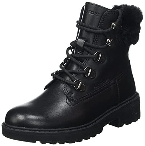 GEOX J CASEY GIRL WPF C BLACK Girls' Boots Hiking size 28(EU)