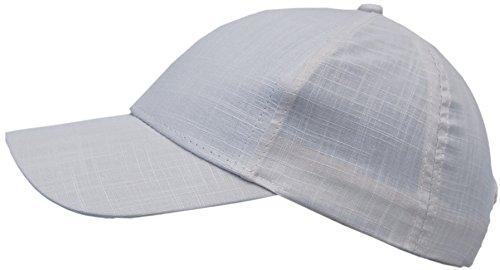 Cool4 Leinen Beige Creme Basecap Baseball Cap Kappe Caps Mütze Schirmmütze Sonnenschutz SBC01
