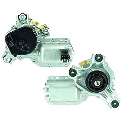New Front Wiper Motor For 1983 1984 1985 1986 1987 1988 1989 1990 1991 Chevrolet Chevy Blazer & GMC C10 C1500, Replaces GM 22038804, 22049809