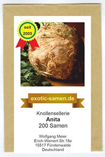 Knollensellerie - Anita (200 Samen)