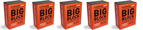 Kamado Joe KJ-Char Hardwood, Extra Large Lump Charcoal (5)
