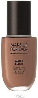 make up forever water blend