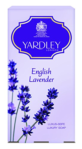 Yardley English Lavender Seife 300 g