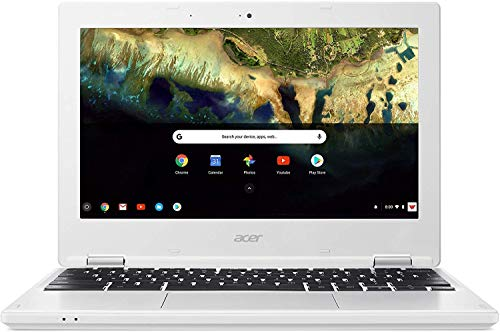 2019 Newest Acer Chromebook/Denim White/11.6