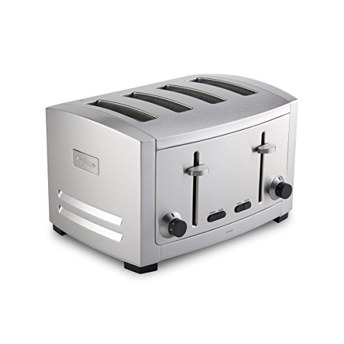 All-Clad 1500578131 Toaster, 4-Slice, Stainless Steel