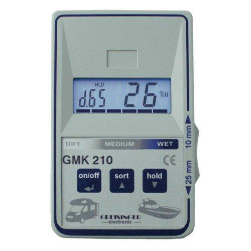 Greisinger GMK 210 Materialfeuchtemessgerät