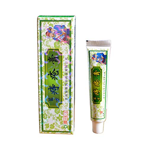 YEKKU Hemorrhoid Cream, 15g Hemorrhoids Ointment Powerful External Hemorrhoid Ointment Chinese Herbal Ointment
