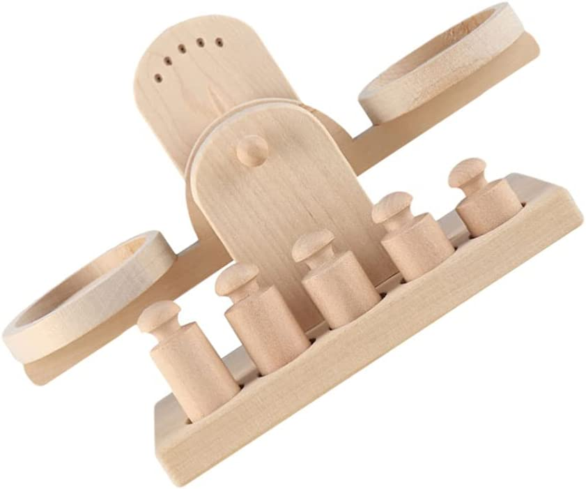 Scicalife Scale Toy Ranking TOP13 Wooden Sensorial Childh Early Bombing free shipping Weighing