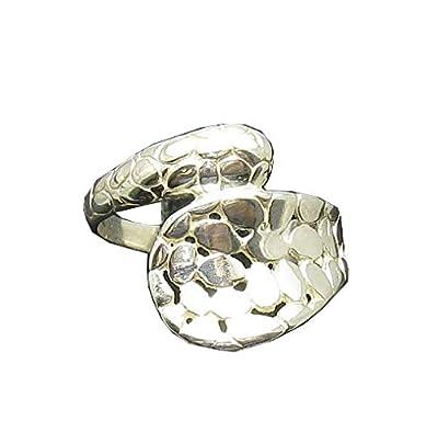Bague en argent massif 925 Serpent R000944 Empress