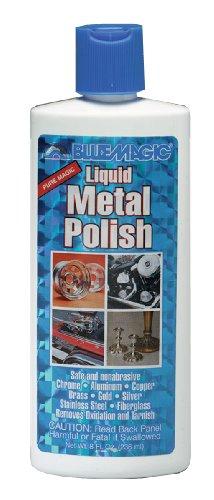 Blue Magic 200 Liquid Metal Polish - 8 oz.