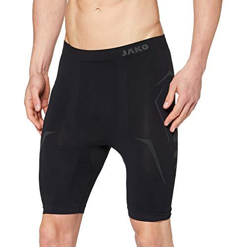 Jako Shorts Tight Comfort, Schwarz, L, 8552-08