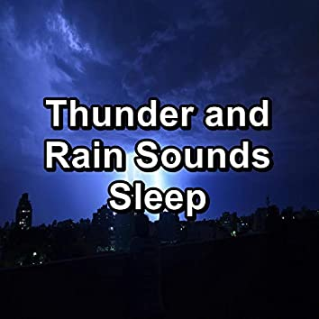 Thunder and Rain Sounds Sleep