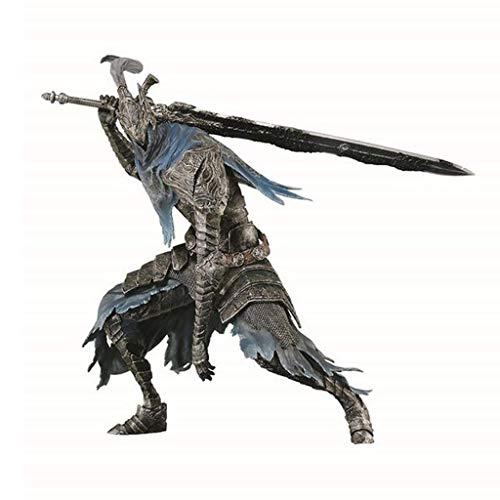 Showkig Dunkle Seelen Figure Artorias 7 cm thig PVC Modell Anime Spiel Action Figure Modell Geschenk für spielfans