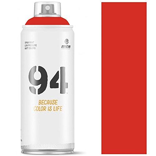 Pintura en spray MTN 94 RV-116 Rojo Sangre 400ml