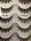 Cala Volt Lashes volume, curl & full of flare 5 pairs (volume)