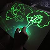 Pizarra luminosa Pizarras mágicas para niños mágicas para niños Tablets de escritura...