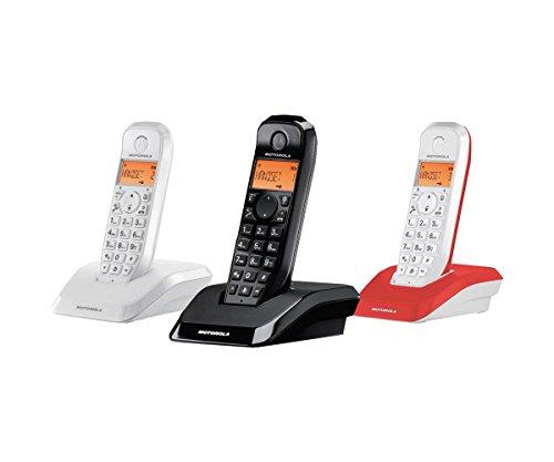 Motorola S12 Trio - Teléfono Fijo