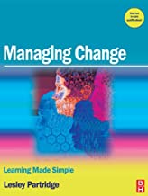 Managing Change: Learning Made Simple (English Edition)